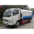 Big sale Dongfeng 4cbm garbage collection truck