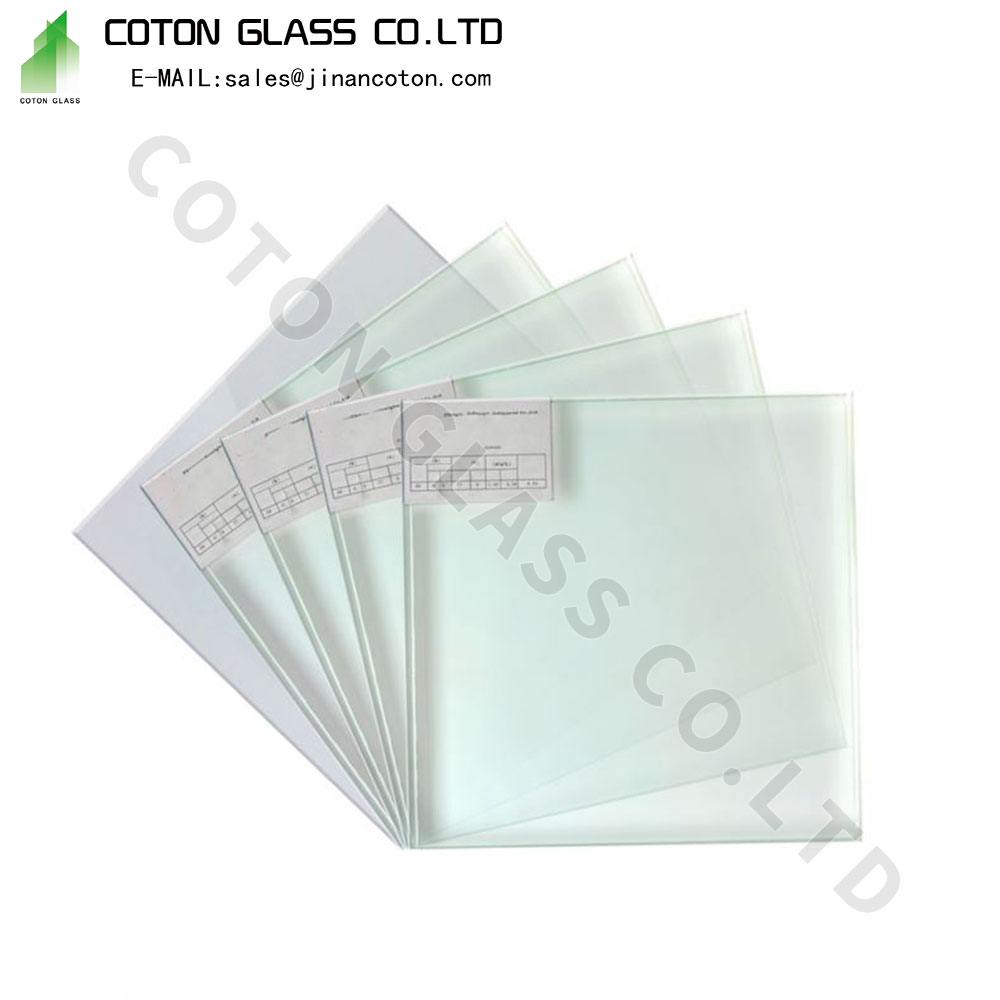 Frosted Glass Adhesive