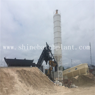 30 Mobile Concrete Batching Plant