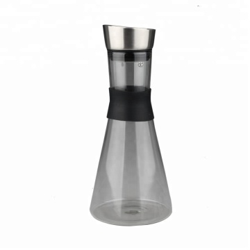 Cold Glass Water Pitcher for Juice