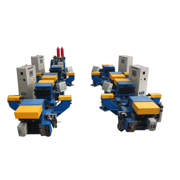 Low noise Tilting Gravity Casting Machine