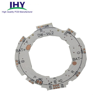 Aluminum PCB Board Double Sided PCB for Smartwatch