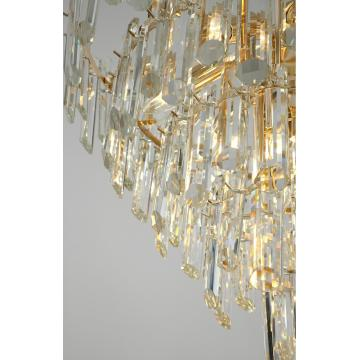 Modern Latest European Style Living Room Crystal Chandelier