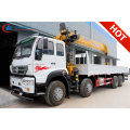 SINOTRUCK Biggest Truck Mounted 16Tons Crane