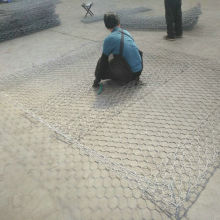Stone Gabion Basket Box For Bank Protection
