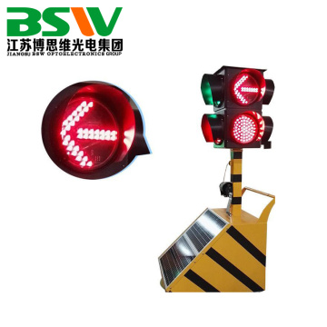 LED Traffic Warning Signal Light