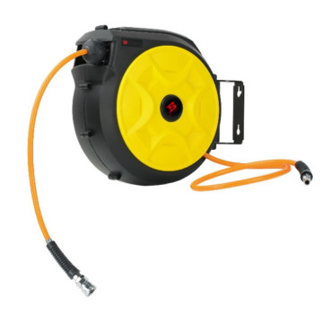 Retractable Auto Rewind Air Hose Reel 10m