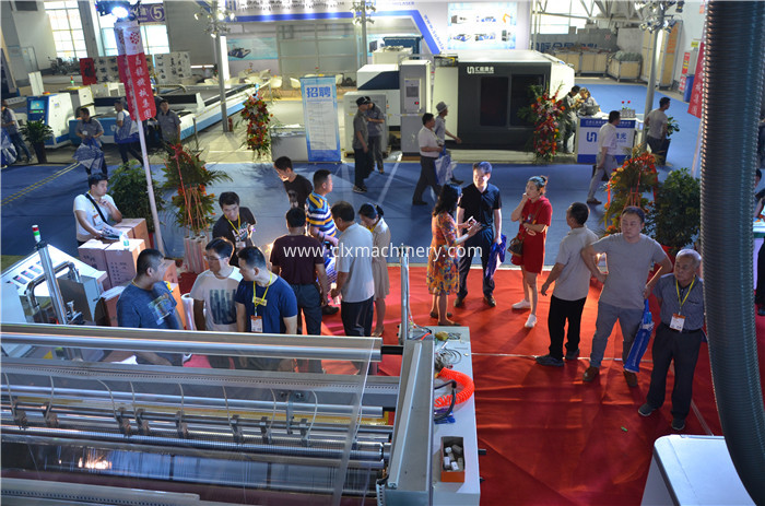 the Linyi exhibition 2018 - ChangLong Stretch Film Equipment