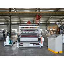 1500mm Plastik nga Embossed Film Extruder Machine