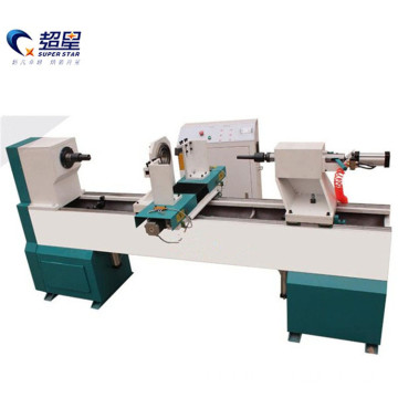 wood milling carving cnc lathe machine