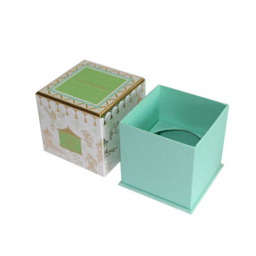Custom Luxury Tealight Candle Paper Gift Box