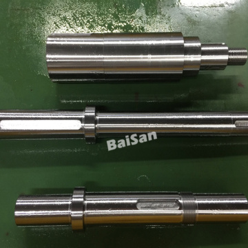 Processing 316L Pump Shafts for Automobile Steering Pumps