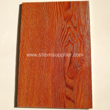 Fireproof Decorative Wood Grain MgO Wall Board