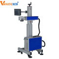 product online flying type fiber laser marking machine made in china
