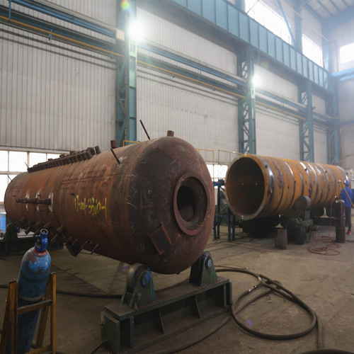 Steam Boiler Accessories Drum Cylinder