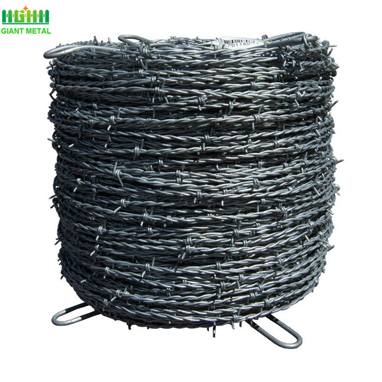 Anti-corrosion Galvanized Barbed Wire Coil