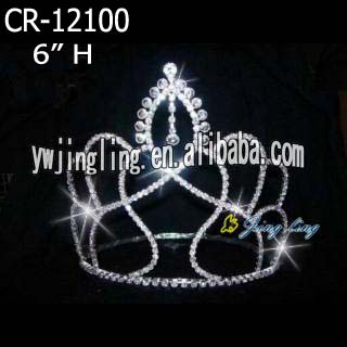 Cheap custom wholesale pageant crowns for sale