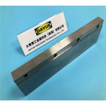 Grinding precision square guide ra0.8 Mechanical components
