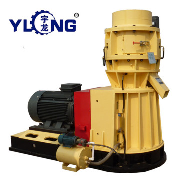 organic fertilizer pellet machine