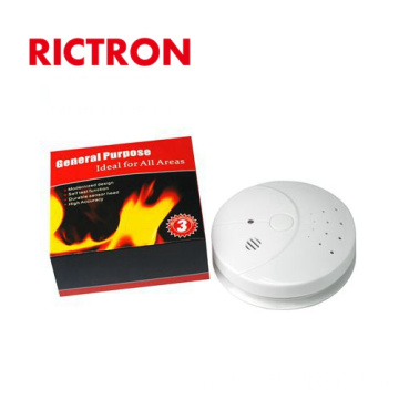High-Security Carbon Monoxide Alarm