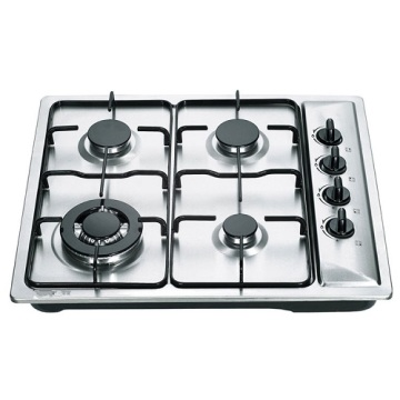 LPG Gas Hobs in Stainless Steel