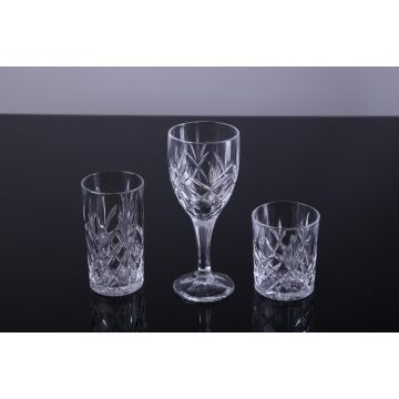 Crystal Whiskey Glass Cups and Goblets