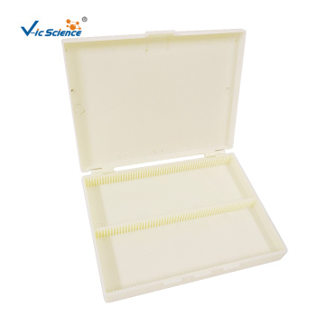 Microscope Slide Storage Box 120 PCS