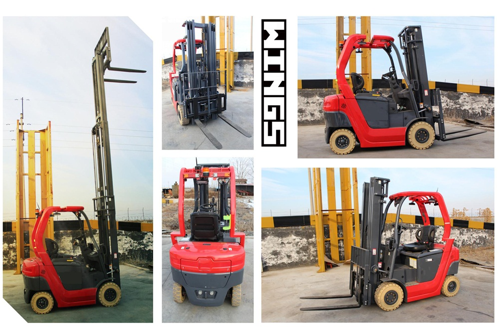 1.8tons electric forklift (2)