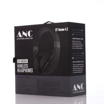 Cuffie silenziose per party con suono surround super surround ANC