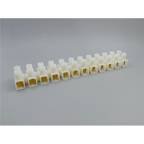 terminal strips made of polyamide66(v2) flat base