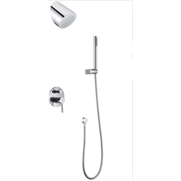 Modern Concealed Thermostatic Shower Set