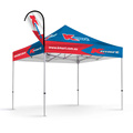 Shop Store Tent Advertising Activity Tent With Flags