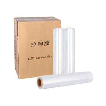 Stretch film hand roll