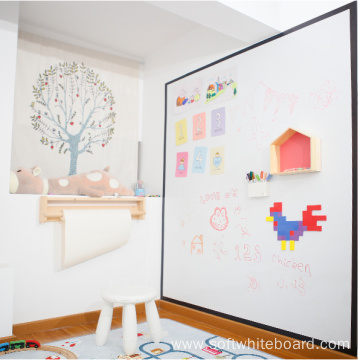 Magnetic Learn Board Projectable Whiteboard