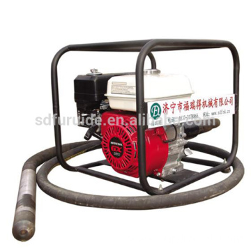 Good Vibrating Performance Ground Works Small Concrete Vibrator For Concrete FZB-55