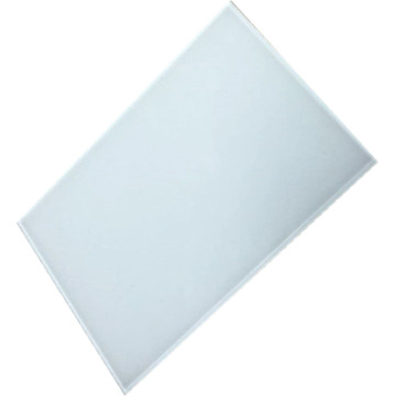 4mm Back Painted Tempered Glass White Price