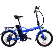 20Inch Fat Tire Electric Bike with Lithium Battery