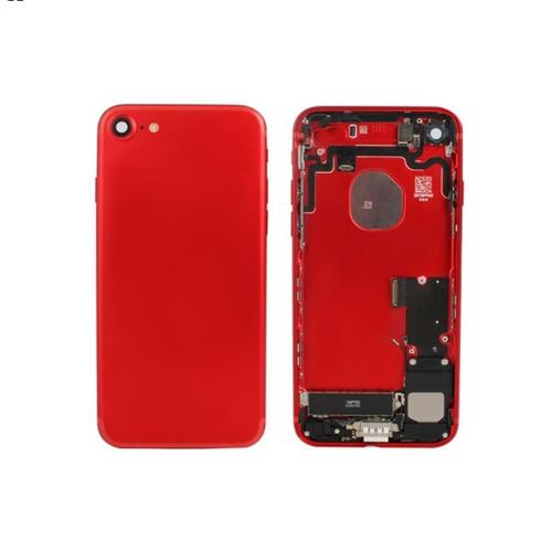 Iphone 7 Back Cover Assembly Red