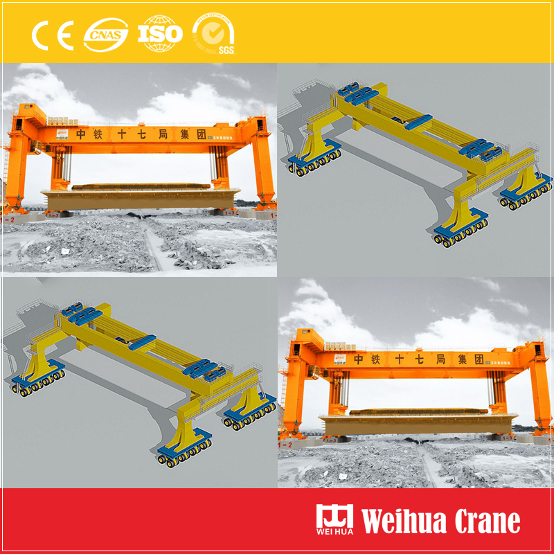 Beam Moving Gantry Crane