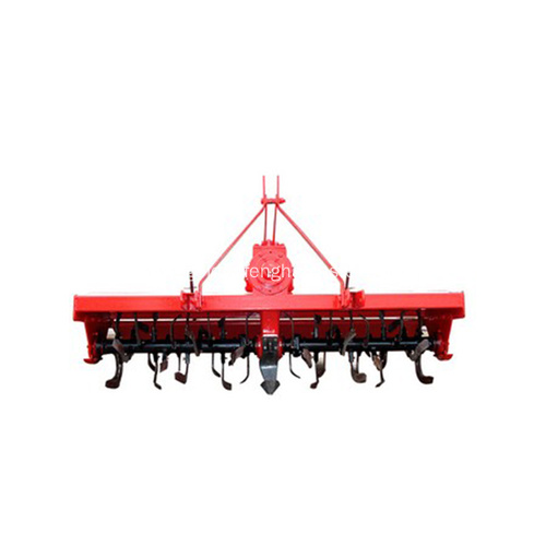 rotary tillage machine lower tractor adopt low gearbox