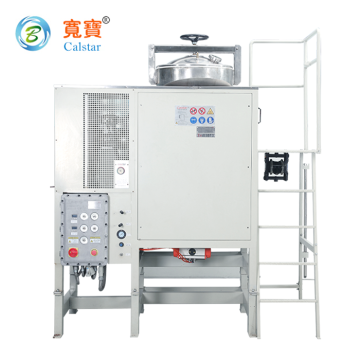High-capacity Solvent recovery machine