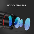 TOKOHANSUN Optional HD 32X metal telescope telephoto lens monocular mobile lens+ selfie tripod for Samsung Huawei all Smartphone