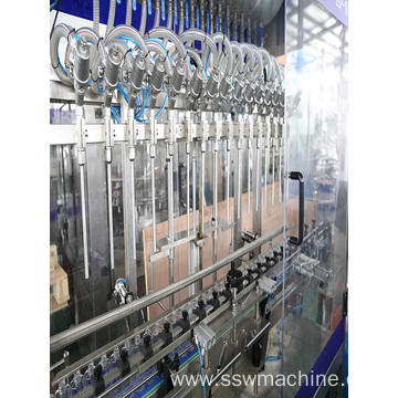 Automatic Viscous Liquid Piston Filling Equipment