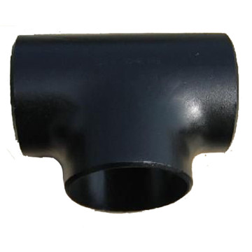 Carbon SteelASME B16.9 Pipe Fitting Seamless Straight Tee
