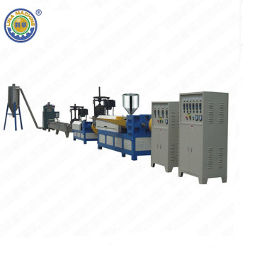 Water Ring Pelletizing Line para sa Mainit na natutunaw