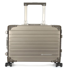 High Quality Home Business Travel Hardside Shell Luggage