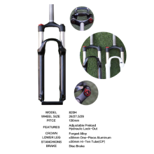 bicycle fork suspension fork