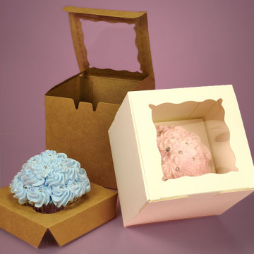 Folding Window Cake Boxes