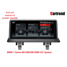 BMW E81 E82 E87 E88 Android-Navigation
