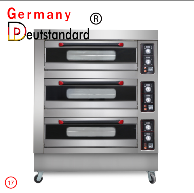 3 layer Electric Baking Oven
